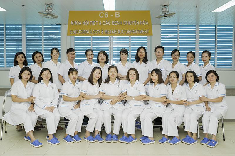 Giới thiệu khoa Nội tiết và Các bệnh chuyển hóa