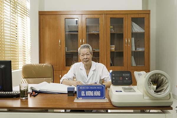 GS. Vương Hùng