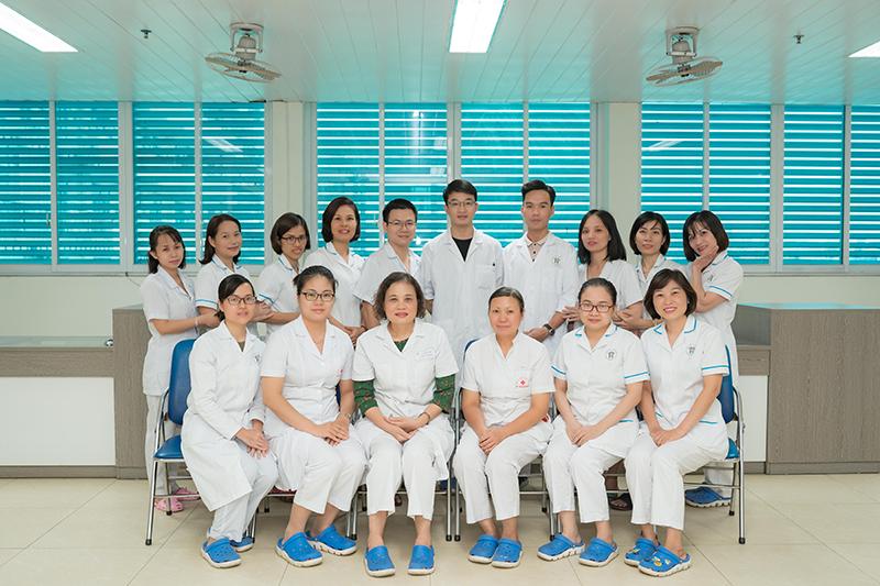 Khoa Bệnh nghề nghiệp