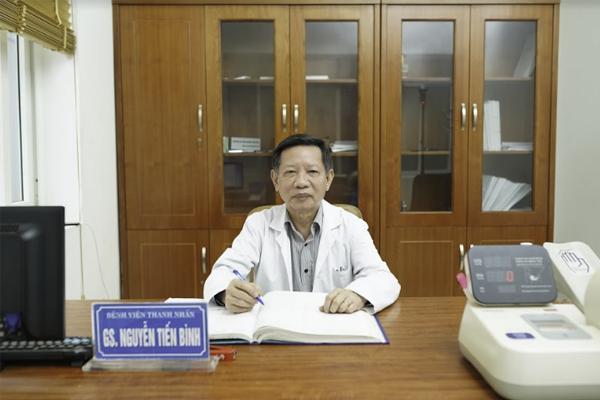 Giáo sư - Nguyễn Tiến Bình